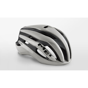 MET Trenta 3K Carbon Casco, grey